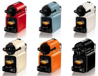 Comparatif machine à café Nespresso