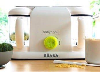 Test BabyCook Plus de béaba