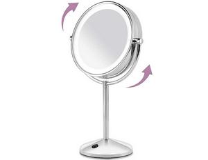 Avis meilleur miroir grossissant lumineux X10 Babyliss 9436E