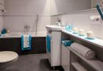 décoration salle de bain wc
