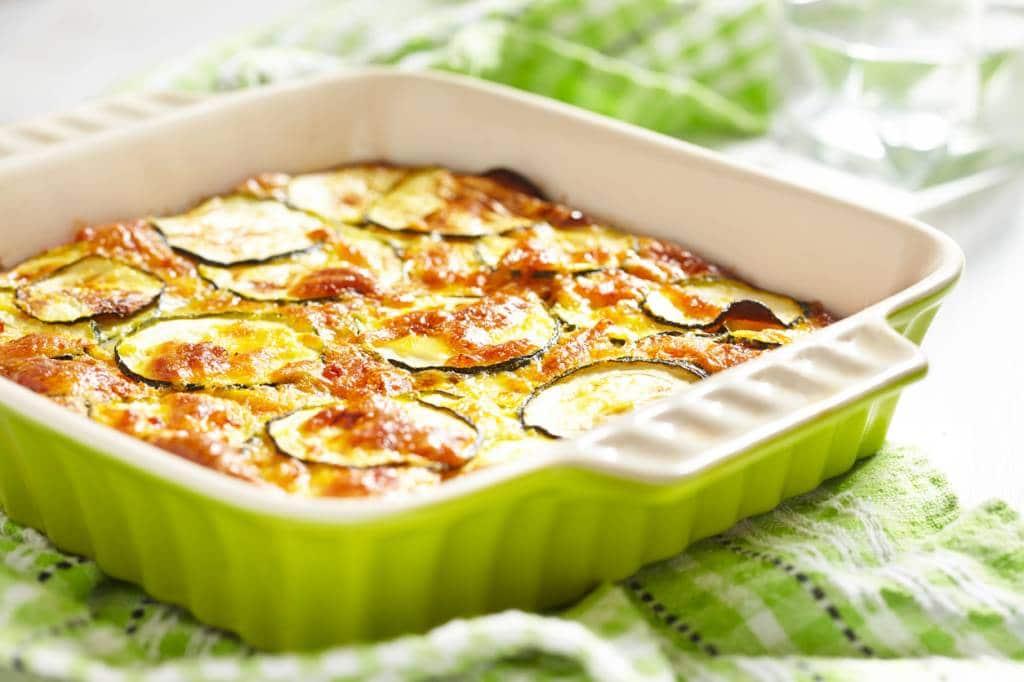 gratin légumes fromage brebis