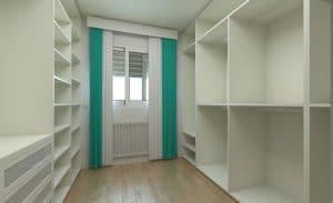 Astuces pour créer un dressing avec peu d'espace