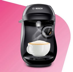 Bosch Tassimo Happy Une Cafetiere Simple Et Tellement Pratique