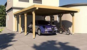 Fabriquer facilement un carport