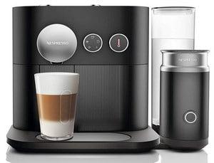 Test Nespresso Expert & Milk