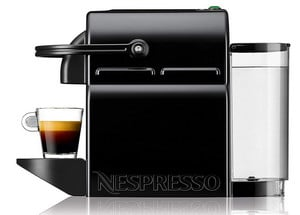 Test Nespresso krups inissia