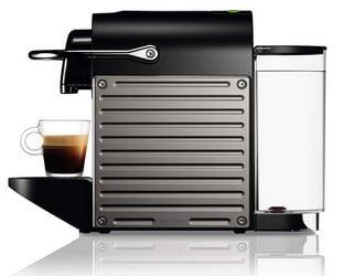 Test cafetière à capsule Nespresso Pixie