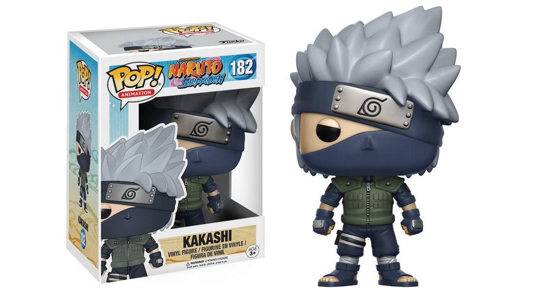 Comparatif figurine Pop Naruto