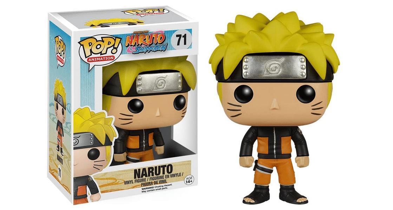 Meilleure figurine Pop Naruto