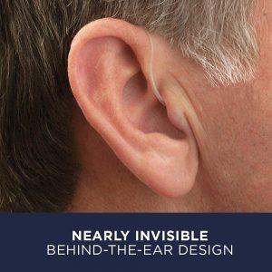 prothèse auditive pour un sénior